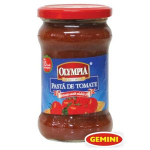 """Томатная паста """"Olympia""""  314 g - Румыния"""