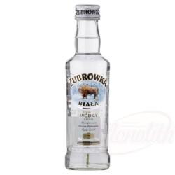 Wodka Zubrowka Biala 40% 0.2l