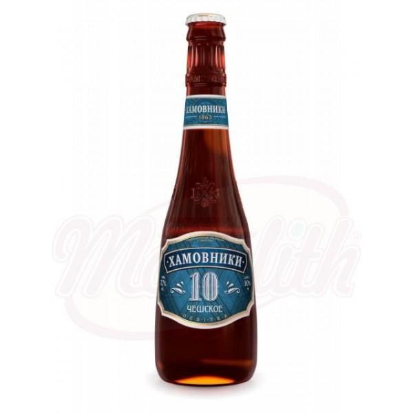 Cerveza Khamovniki 10 Checa 3,7 0.5l - España