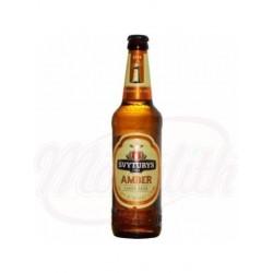 Cerveza Svyturys Amber 4,6% alc.   0,5 L