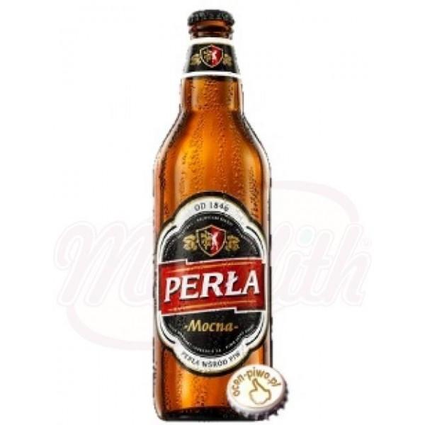 Cerveza cargada Perla Mocna 7,6 - Polonia