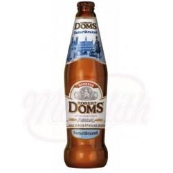 Cerveza clara Robert Doms Belga 4,3%  0,5 L