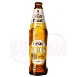 Cerveza RobertDOMS Golden ALE  5,2% vol.     0,5 L