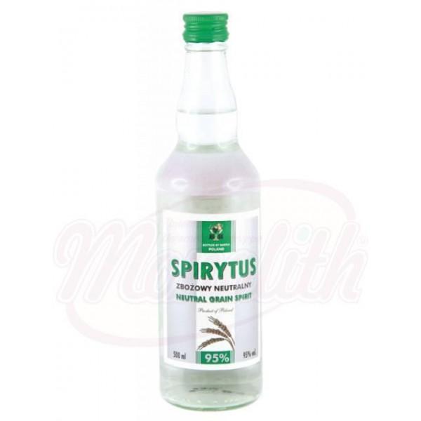 Alcohol con el 95 de alc.  0,5 L - Polonia