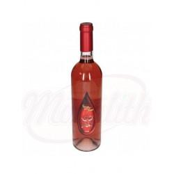 Розовое вино, сладкое 10% алк.  0,75 L Sange de Taur
