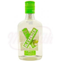 Vodka manzana Alexander Apple 0.2ml 28% Alexandrion
