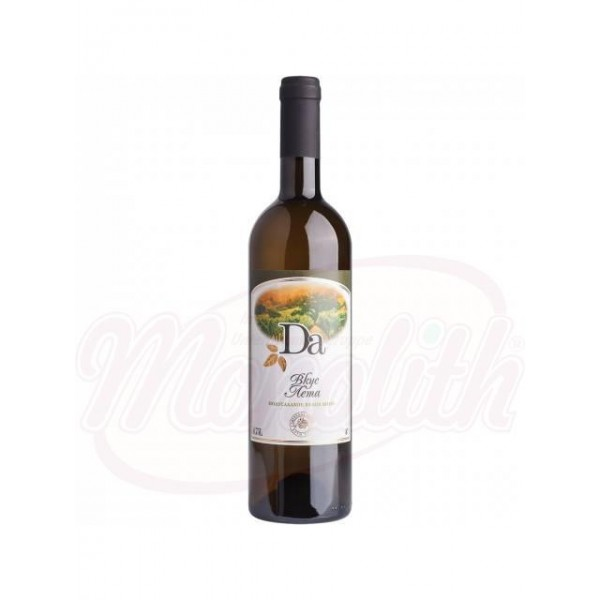 Vino  Da  blanco dulce  11.5 vol. 750 ml - Moldavia