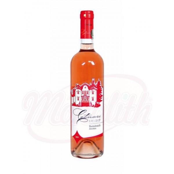 Vino Cotnari  Busuioaca de Bohotin   rosado 11,5 en vol 750 ml - Rumanía