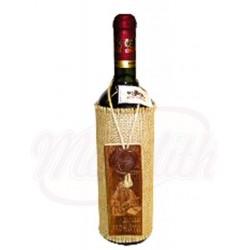 Вино Душа монаха красное  полусладкое 12,5% 750 ml