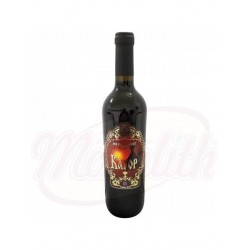 Вино Кагор красное, полусладкое 10.5 % 750 ml