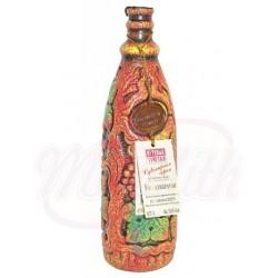 Вино  Киндзмараули красное сувенирное 11% 750 ml