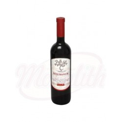 Vino Kindzmarauli tinto semidulse  12%  750 ml