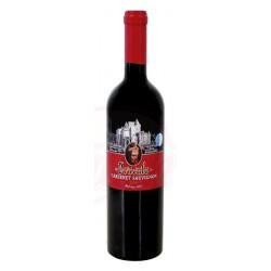 Bино  Dracula-Cabernet Sauvignon сухое 12,5% алк.750 ml