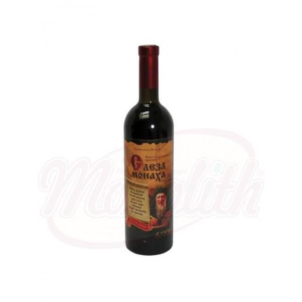 Вино Слеза Монаха 11,5 750 ml - Молдова