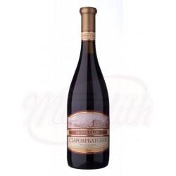 Вино  Староарбатское 12% красное  полусладкое 750 ml
