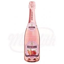 Шампанское Angelli  клубника 7%  0.75L