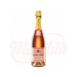 Champan brut rose Cricova 0,75 L