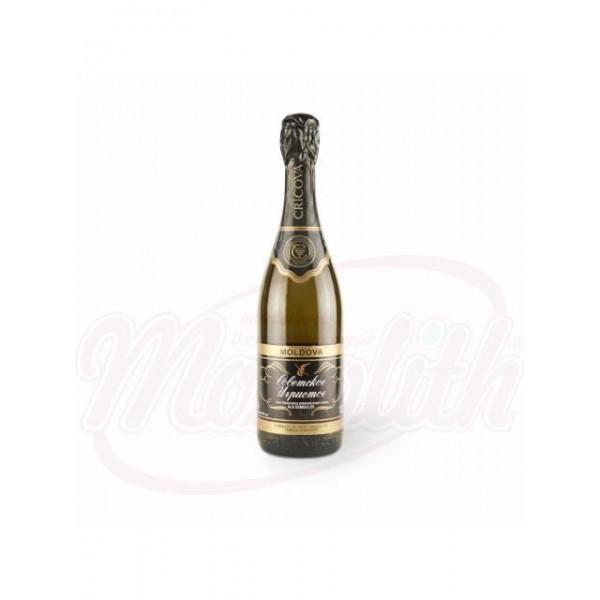 Шампанское Советское Игристое Криков 0,75 L - Молдова