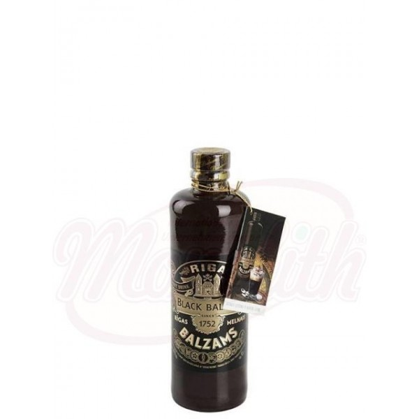 Balsamo Riga Black 45 200 ml - Letonia