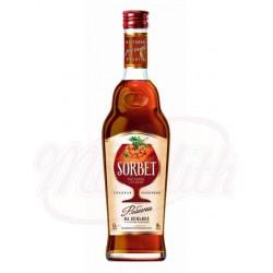 Licor Sorbet  serba 18% 500 ml