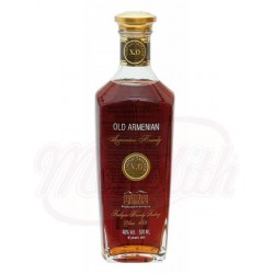 "Brandy armenio ""Old Armenian"" 40 % alc., 500ml"