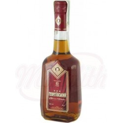 Brandy Tavria Georgevskiy 3* 40% 0,5 L