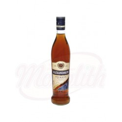 Brandy  Alexandrion 7*, 40% vol., 700 ml