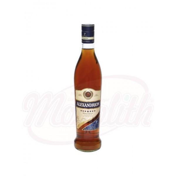 """Коньяк """"Alexandrion"""" 7 звёзд 40 алк. ,700 ml - Румыния"""
