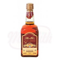 Brandy Armenio Ara Jan 40% vol 500 ml
