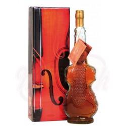 """Brandy armenio """"Violín""""  40%  0,5 L"""