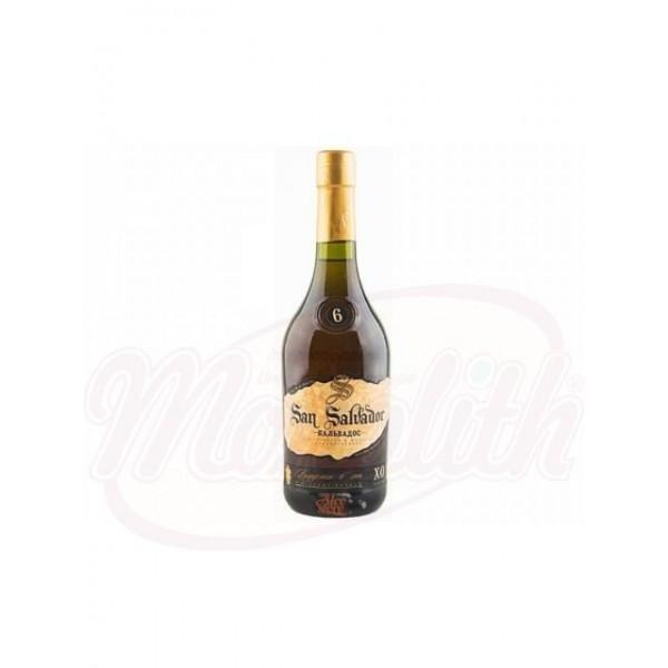 Calvados San Salvador 6 años 0,5 L - Moldavia