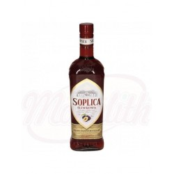Настойка  Soplica - со вкусом сливы, 30% алк. 500 ml