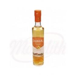 Licor Saber Elyzia Caisata de albaricoque con fruta  vol. 25% 500 ml