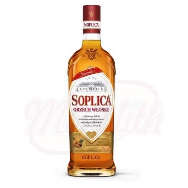 Vodka de nueces Soplica 30  0,5 L - Polonia
