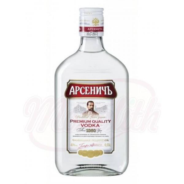 Vodka Arsenitch 40  0,35 L - Letonia