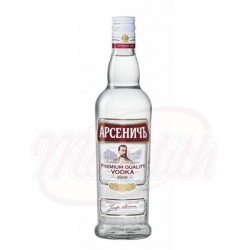 Vodka Arsenitch 40%  0,5 L
