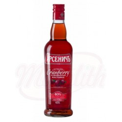 Vodka Arsenitch grosella 40% 0,5 L