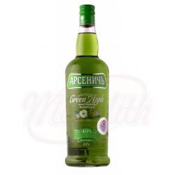 Водка Арсеничъ яблоко 40% 0,7 L