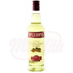 Vodka Arsenitch Membrillo 40% 0,5 L
