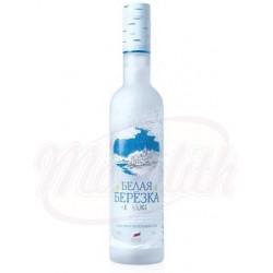 Vodka Belaya Berezka 40% 1 L