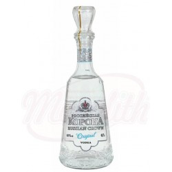 Vodka Russian crown Original  40% alc. 0,7 L