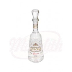 Vodka Russian crown Premium 40% alc.  0,5 L