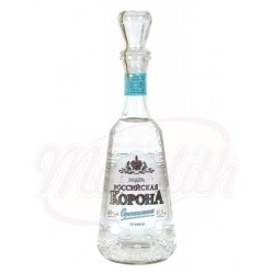 Vodka Russian crown Original  40% alc.  0,5 L