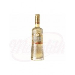 Vodka Russian Standart Gold 40% vol. 1 L