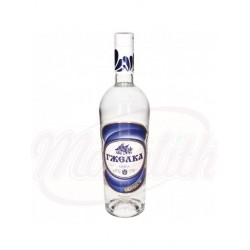 Vodka Gjelka 40% alc. 0,7 L