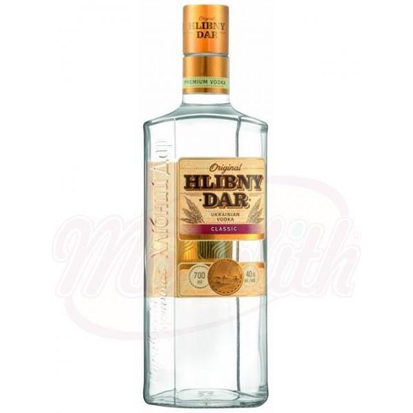 Vodka Chlebnyi Dar Classic Alc. 40 vol. - Ucrania