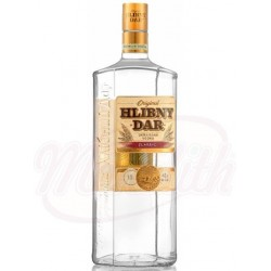 Vodka Chlebnyi Dar Classic Alc. 40% vol. 1 L