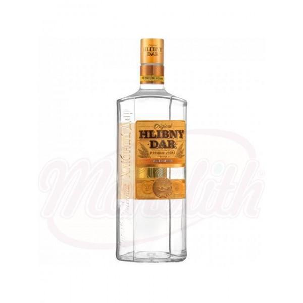 Vodka Chlebnyi Dar - Wheaten 40 vol.  0,7 L - Ucrania