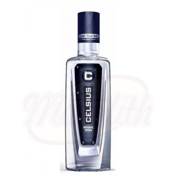 Vodka Celsius - Original 40 vol. 0,5 L - Ucrania