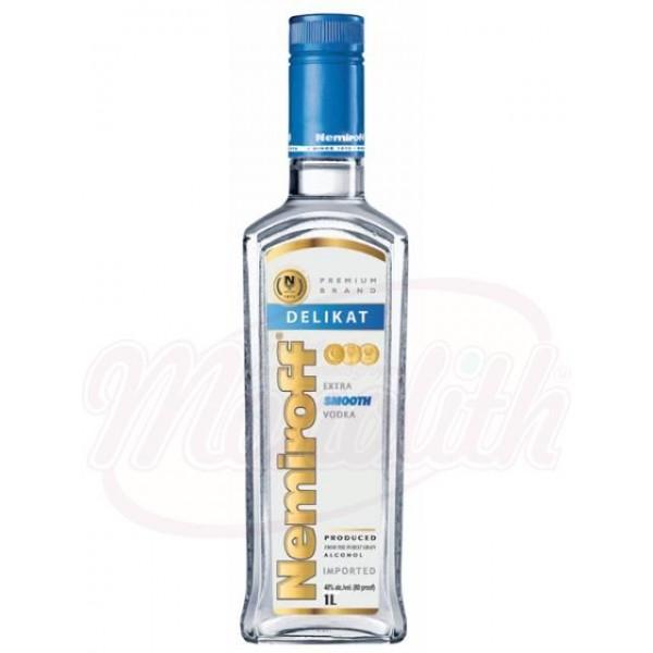 Vodka Nemiroff - Delikat 40 alc. 1 L - Ucrania